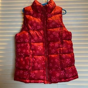 Red Kids Old Navy Vest